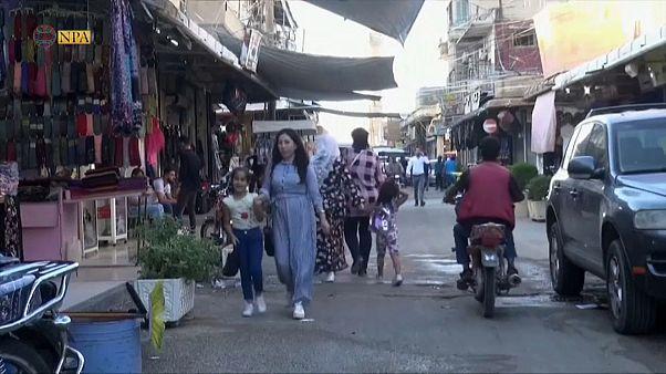 شاهد: سكان شمال سوريا يعبرون عن قلقهم إزاء الهجوم التركي المحتمل