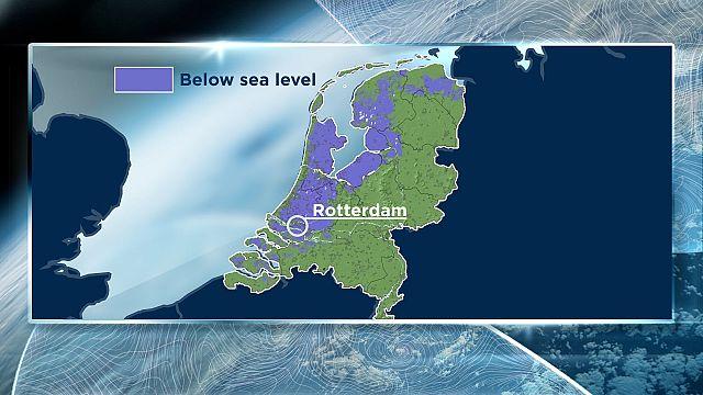 Yükselen deniz seviyesi Hollandalıları korkutuyor mu? Tehdit altındaki ülke ne gibi önlemler alıyor? ile ilgili görsel sonucu