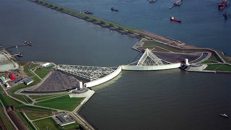 Rising sea levels - how the Netherlands found ways of working with the environment