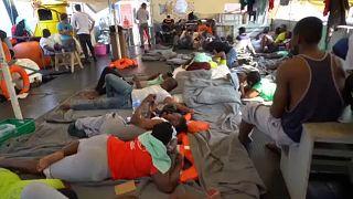 La UE sigue entre dos aguas con la política de asilo