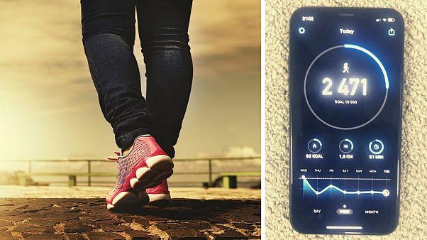 اپلیکیشنهای گام شمار؛ روزانه چند قدم باید راه رفت؟