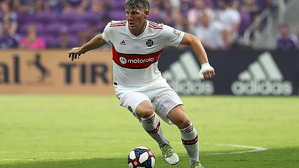 Calcio: Bastian Schweinsteiger si ritira
