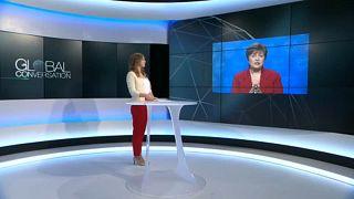 Η Κρισταλίνα Γκεοργκίεβα στο Euronews