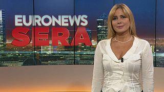 Euronews Sera   TG europeo, edizione di martedì 8 ottobre 2019