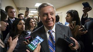Senatör Graham'dan Ankara'ya 'cehennemden çıkma' ikinci yaptırım tehdidi