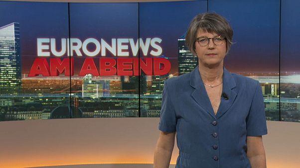 Euronews am Abend | Die Nachrichten vom 08.10.2019