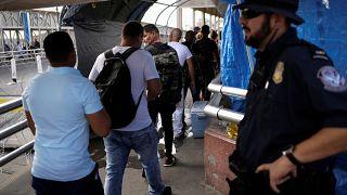 توقيف قرابة مليون مهاجر غير شرعي خلال عام في الولايات المتحدة
