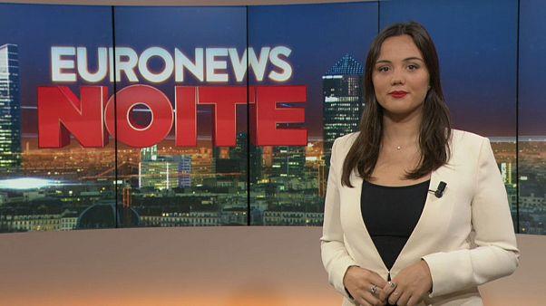 Euronews Noite   As notícias do Mundo de 8 de outubro de 2019