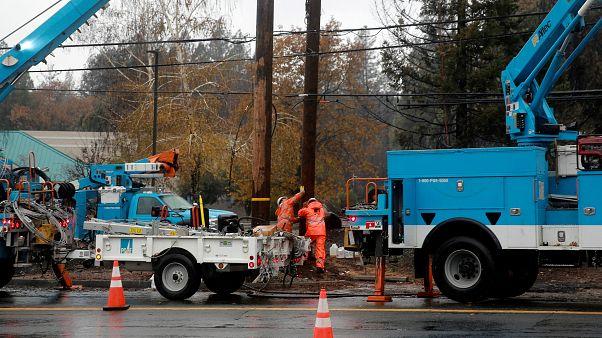 800 ezer kaliforniai háztartás áram nélkül