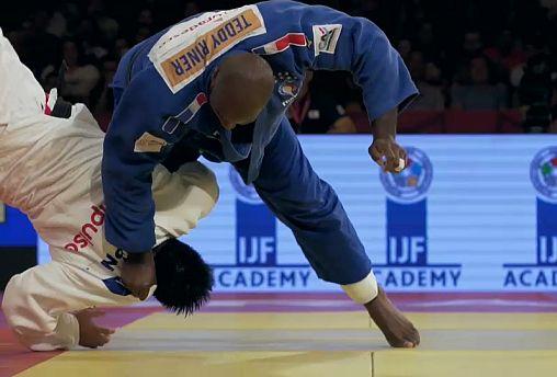 Brezilya Judo Grand Slam: Mikail Özerler bronz madalya kazandı