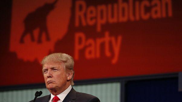 ABD'de her 10 Cumhuriyetçiden 3'ü Trump'ın azil soruşturmasını destekliyor