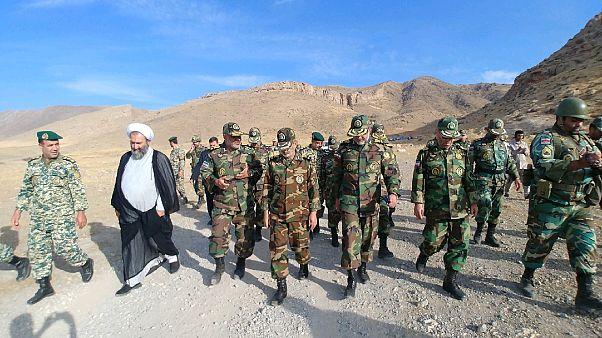 رزمایش غیر مترقبه ارتش در منطقه شمال غرب ایران