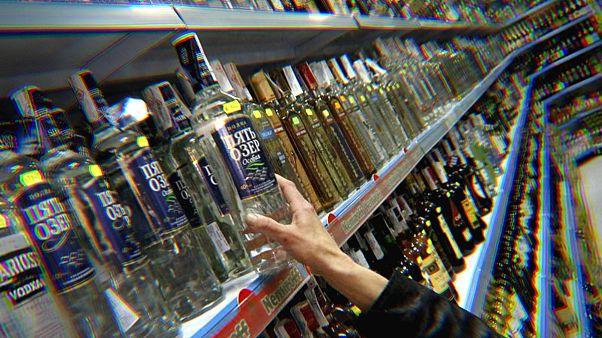 Putin alkole savaş açtı, Rusya'da alkollü içki tüketimi yarı yarıya azaldı