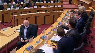 Validados los nuevos comisarios de la UE