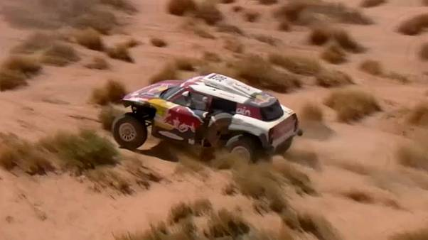 رالی مراکش
