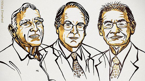Νόμπελ Χημείας 2019 στους Τζον Γκούντιναφ, Στάνλει Γουίτινγχαμ και Ακίρα Γιοσίνο