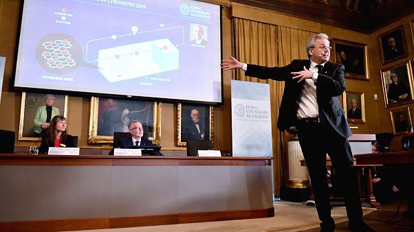 Nobelpreiskomitee gibt Laureaten bekannt