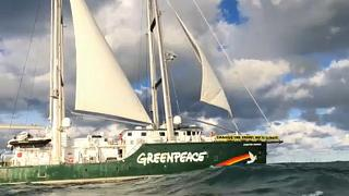 Климатическое воинство в Северном море