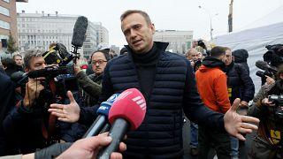 """ФБК Навального включили в список """"иностранных агентов"""""""
