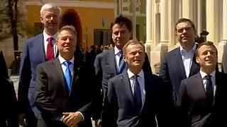 Member states make unity declaration at informal EU summit in Romania