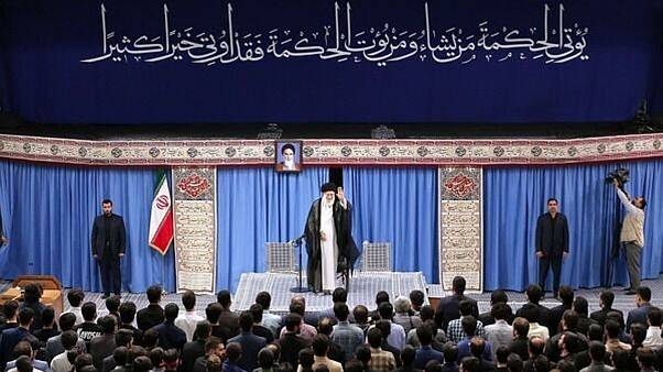 رهبر ایران: میتوانستیم بمب اتم بسازیم نساختیم چون حرام است