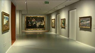 На выставке в Мадриде: испанская живопись 19 века