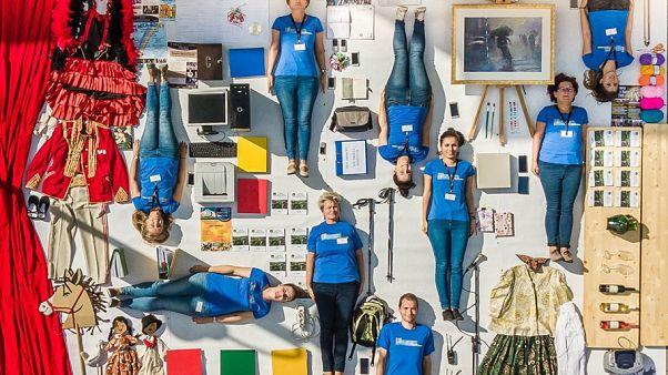 #TetrisChallenge: Viral trend extends beyond Europe's emergency workers