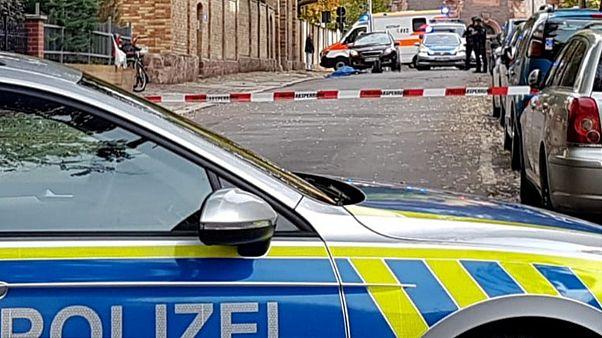 تیراندازی در شهر هاله آلمان
