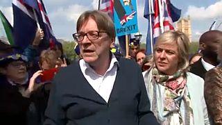 Guy Verhofstadt slams Britain's decision to abandon European family