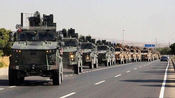واکنشها به حمله نظامی ترکیه به سوریه؛ ترامپ: حمله فکر بدی بود