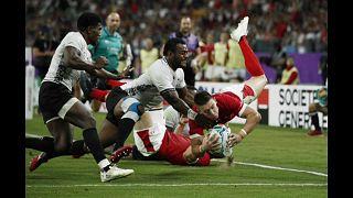 Mondiali di rugby: il Galles approda ai quarti di finale