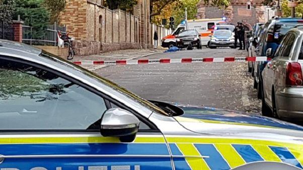 Γερμανία: Δύο νεκροί από πυροβολισμούς στο Χάλλε