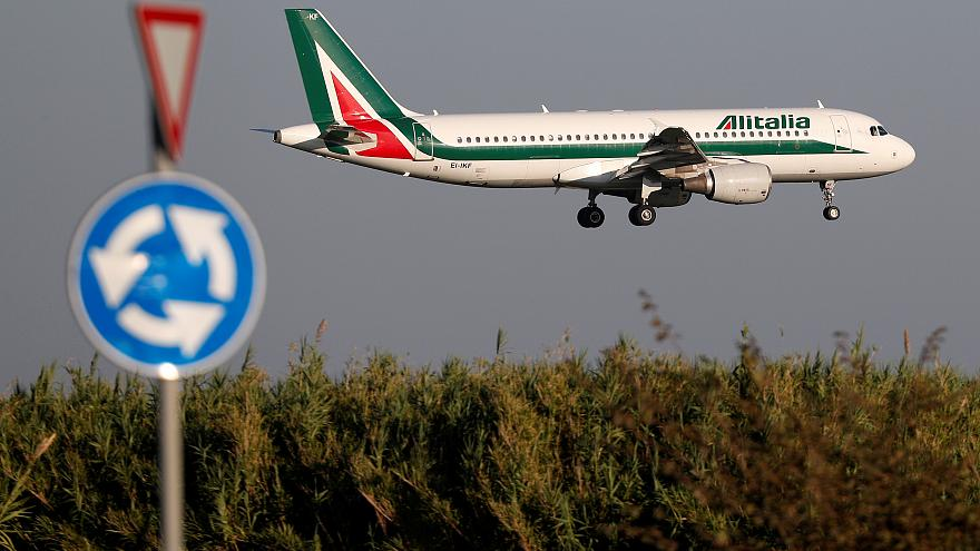 Alitalia: забастовка персонала