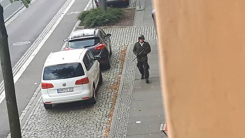 Halle, il killer è un neonazista