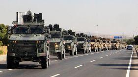تابع لحظة بلحظة تطورات العملية العسكرية التركية شمال سوريا