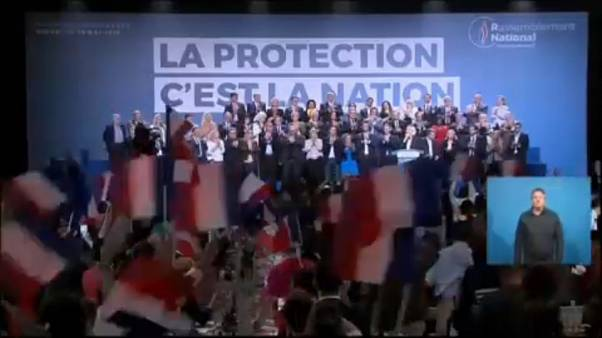 Macron brings in big guns to bolster lagging Euro election campaign