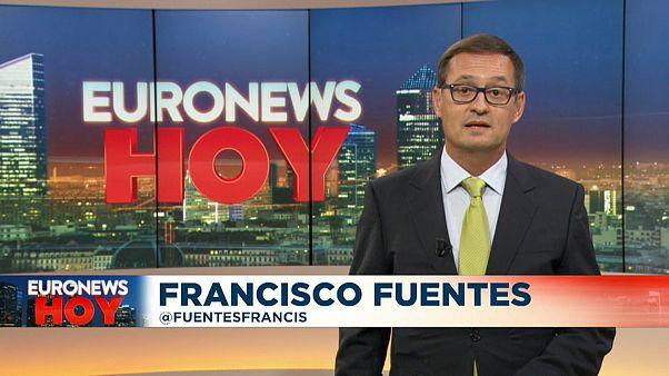 Euronews Hoy | Las noticias del miércoles 9 de octubre de 2019