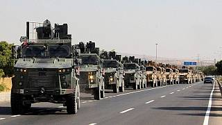 Турция начала военную операцию в Сирии