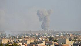 تركيا تعلن بدء العملية البرية في الهجوم على شمال سوريا