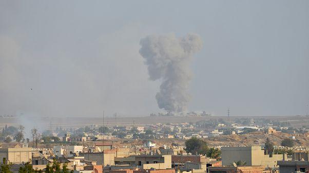 تركيا تبدأ عملية برية في شمال سوريا وتنديد عربي وأوروبي بالهجوم العسكري لأنقرة