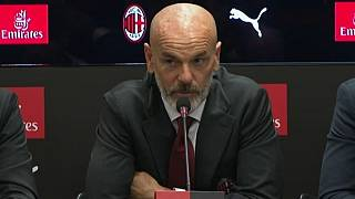 """Milan, il primo giorno di Stefano Pioli: """"La parola d'ordine è vincere"""""""