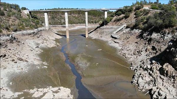Espanha acusada de não respeitar Convenção da Água com Portugal
