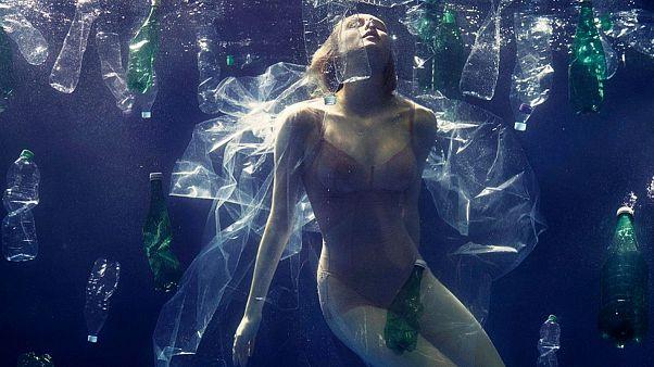 Elizabeth Hoff: Drowning in Plastic