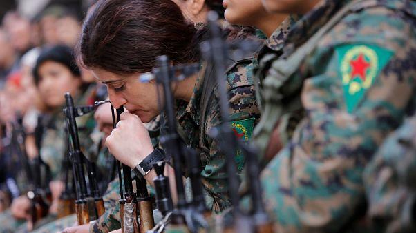 شبهنظامیان کُرد تحت حمایت آمریکا: عملیات علیه داعش را متوقف کردیم