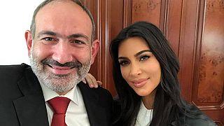 Армения благодарит Кардашьян за популяризацию