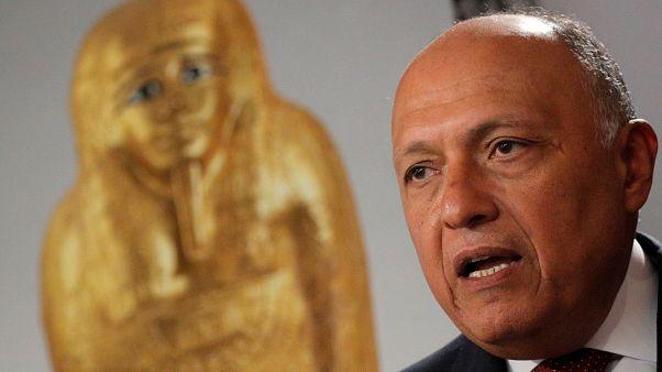 Mısır Dışişleri Bakanı Sami Şükrü
