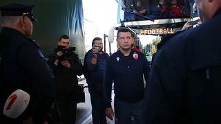 """""""Црвену Звезду"""" не пустили в Косовску Митровицу"""