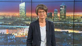 Euronews am Abend | Die Nachrichten vom 09.10.2019