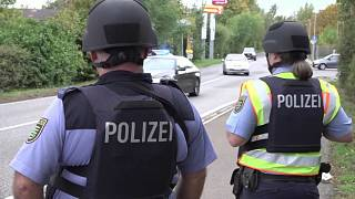 """Todesschüsse von Halle: """"Staatsgefährdende Tat"""""""