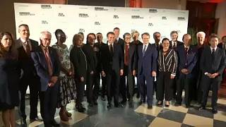 Macrons Ziel: 12 Mrd. Euro gegen Malaria, Tuberkulose und Aids